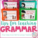 Grammar and Language Teaching Tips FREE Video