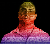 Create a Poster of a Person Wrapped in Words - Photoshop G