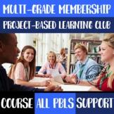 Project-based Learning Club: LIFETIME MEMBERSHIP Bundle 2n