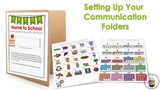 Communication Folder System