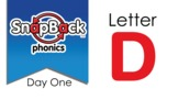 SnapBack Phonics Video: Letter D, Day One