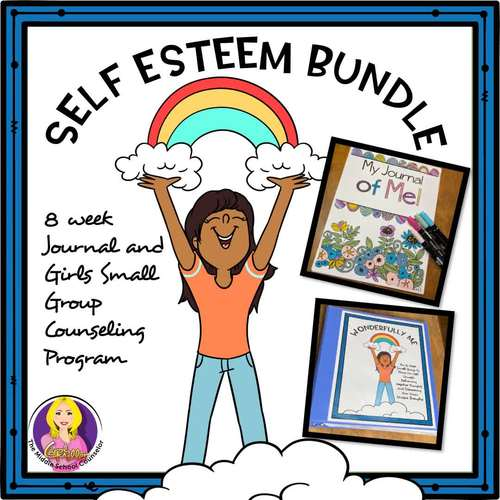 Girls Self Esteem Small Group Bundle | Wonderfully Me
