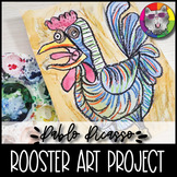 Picasso Art Project, Rooster