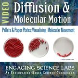Diffusion Lab—Molecular Motion and Change of State  Video