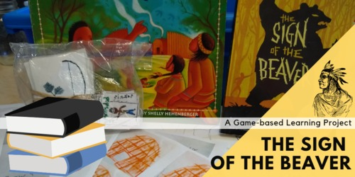The Sign of the Beaver - A Game-based Learning Project