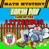 Earth Day Activity - Case of the Litterbug (Grades 1-6 Ear