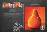 Getting Started with Acrylic Paint - Acrylic Pear Tutorial