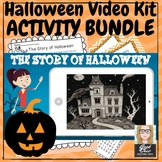 Halloween Video and Activities: October Fall Holidays