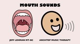 Speech Songs & Videos - Mouth Sounds (vowel sounds)