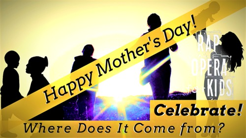"""""""Mothers Are the Reason!"""" Song for History of Mother's Day Reading Comprehension"""