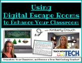 Using Digital Escape Rooms to Enhance Your Classroom, Breakouts
