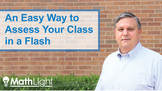 An Easy Way to Assess Your Math Class in a Flash