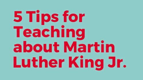 Martin Luther King Jr. Activities, Reading, Video & GOOGLE Drive Version
