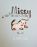 Missy the One-Eyed Dog
