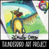 Emily Carr Art Project, Thunderbird