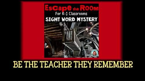Escape Room BUNDLE for FIRST GRADE