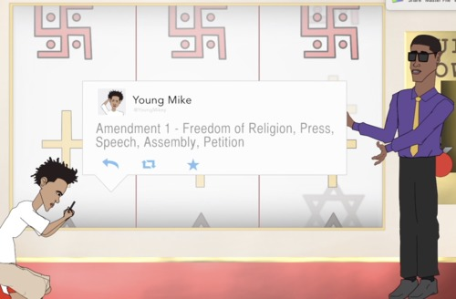 Bill of Rights Rap Video (Constitution, U.S History, Amendments)