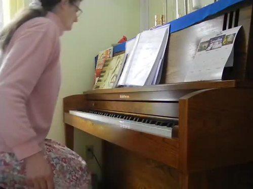 Butterfly Wings Early Intermediate Piano