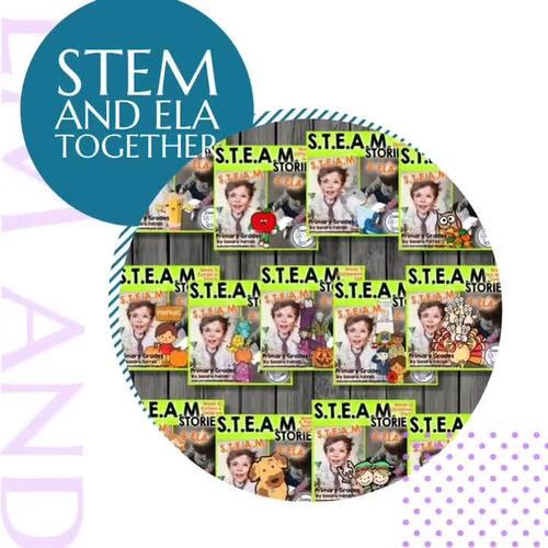 STEAM STORIES - STEM and ELA together - Week Twenty-five My Mom