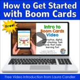 How to Get Started with Boom Cards (Video Introduction)