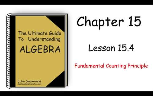 The Ultimate Guide to understanding Algebra: Chapter 15
