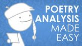 How to Teach Poetry Analysis - Tips, Tricks, & Sample Lesson