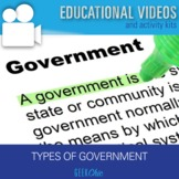What is a government & types of governments worldwide vide