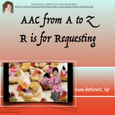 AAC A to Z Tips R is for Requesting