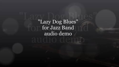 #JE02 - Lazy Dog Blues Jazz Band Arrangement