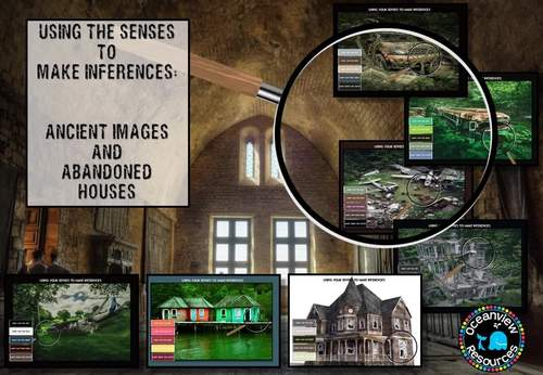 Inferencing writing using images of abandoned machines