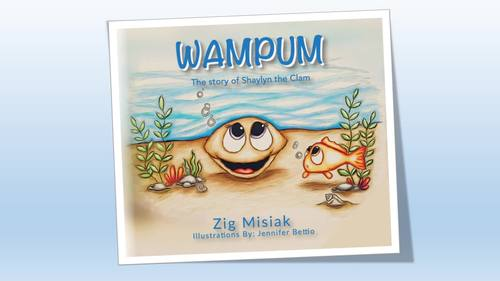 WAMPUM, Book, First Nations, Iroquois, Indigenous, Native, Aboriginal, Indian