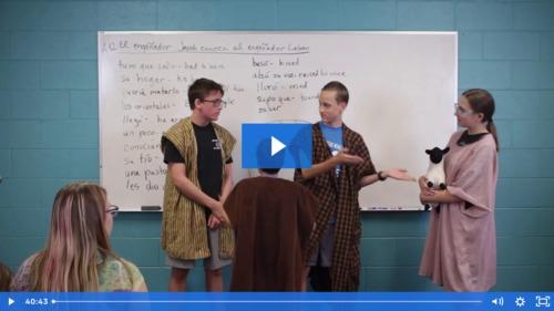 Excelerate SPANISH Bible Stories- Lesson 12- El engañador Jacob conoce a Laban