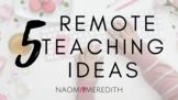 5 Remote Teaching Ideas to Try in Your Classroom | STEMTec