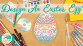 First Day of Spring: Easter Egg Art Project, Roll-A-Dice G