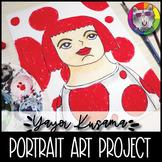 Yayoi Kusama Art Lesson, Portrait