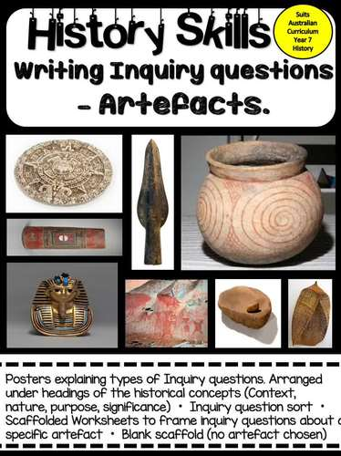 History Inquiry or research skills - Source analysis