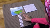 Montessori Water Cycle definition cards (Presentation 3)