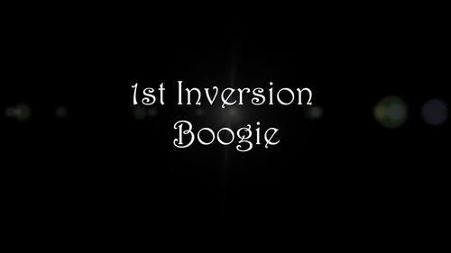 1st Inversion Boogie - A Grade 3 Piano Solo