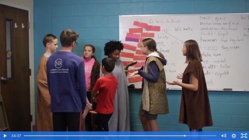 Excelerate SPANISH through Bible Stories, Lesson 5- La torre de Babel