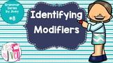 Identifying Modifiers - Grammar Series by Jivey #8 (Distan