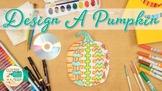 Fall Activities: Halloween Pumpkin Art Project, Roll-A-Dic