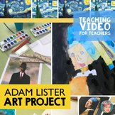 Adam Lister Art Project - Contemporary Art History Lesson!