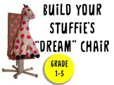 STEM Challenge - Build a Chair (for your stuffie!) Grade 1-5