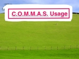 Use of Commas: Video Lesson ( 2 of 6)