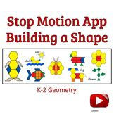 Math Activity Building a Shape - Video Lesson Using the St