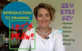 Introduction to Drawing with Mrs Knutson! Alien Invasion a