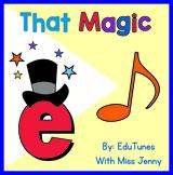 Magic E Video