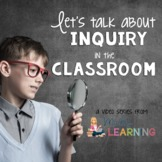 Inquiry in the Classroom: Learning Goals and Success Criteria