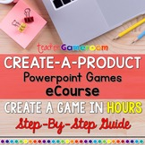 Create your Own Powerpoint Game Tutorial - Great for Dista