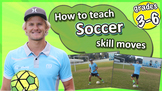 Soccer skills and tricks - Teaching some basic moves for g
